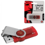 Флэш-диск KINGSTON 8GB DataTraveler
